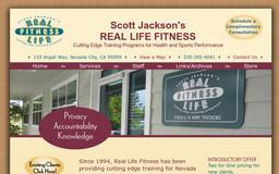 Scott Jackson's Real Life Fitness