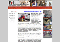 Refractory Services Inc