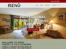 Renu Carpet Amp Tile Cleaning On 140th Ln In Summerfield Fl