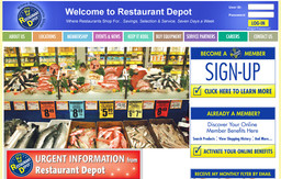 Restaurant Depot On 32nd St In Pittsburgh Pa 412 281