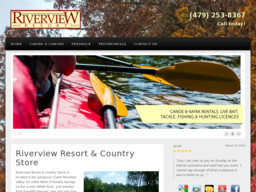 Riverview Resort & Country Store