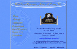 Whitham Kanapaux Funeral Home - Inc