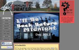 Rome Community Theater Inc