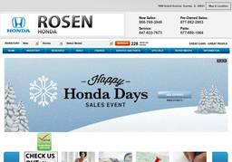 Rosen Lincoln Mercury Gurnee