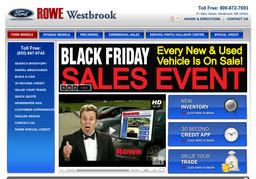 Rowe Ford Sales