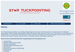 Star Tuckpointing Inc