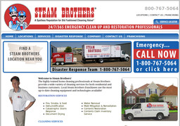 Steam Brothers A - 1 Professional Carpet Cleaners