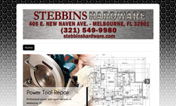 Stebbins Hardware Services LLC On New Haven Ave In Melbourne FL 321