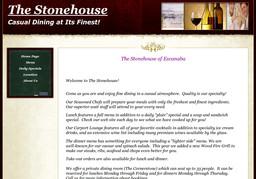 Stonehouse Restaurant Carport Lounge On Ludington St In Escanaba