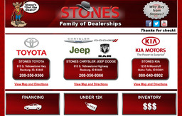 Stone's Town & Country Toyota