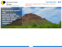 Ajo Kinney Super Storage