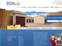 Five Star Store It - Lohr