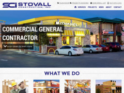 Stovall Construction Inc.