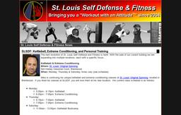 St Louis Krav Maga Fitness