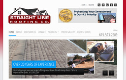 Straight Line Roofing Co