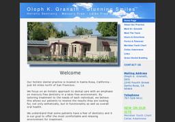 Granath Oloph K DDS