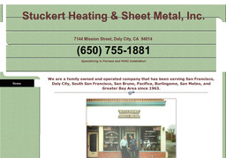 Stuckert Heating & Sheet Metal Inc