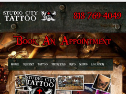 Studio City Tattoo and Body Piercing