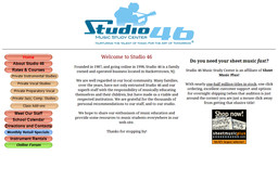 Studio 46 Music Study Center