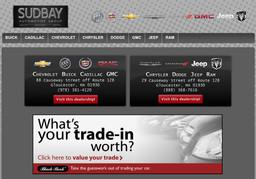 Sudbay Chrysler Plymouth Dodge Jeep & Eagle
