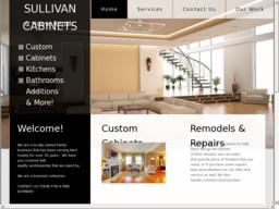 Sullivan Custom Cabinets & Home Repair