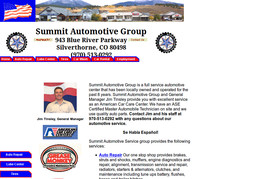 Summit Automotive Discount Car Rental