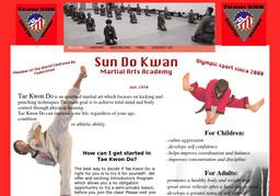 Cho's Tae Kwon Do Karate