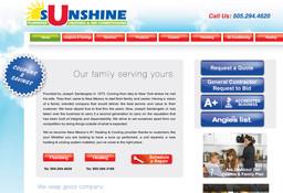Sunshine Plumbing Heating & Air Conditioning