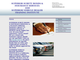 Superior Surety Bonds & Insurance Services