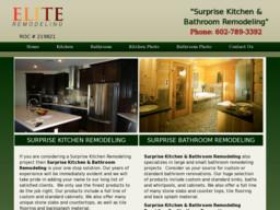 Surprise Kitchen & Bathroom Remodeling