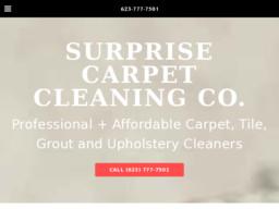 Surprise Carpet Cleaning Co.
