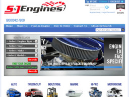 S&J Engines, Inc.