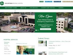San Antonio Regional Hospital Orthopedic Institute