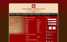 Kish Sarkis V Oriental Rugs