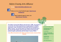 Salem County Arts Alliance
