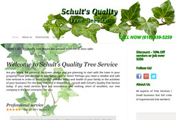 Schult's Quality Tree Service