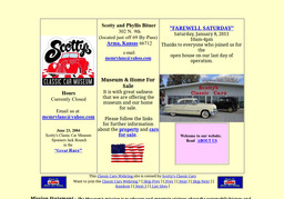 Scotty's Classic Cars