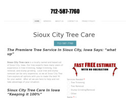 Sioux City Tree Care