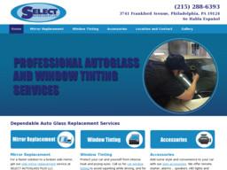 Select Auto Glass Plus