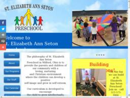St Elizabeth Ann Seton Preschool