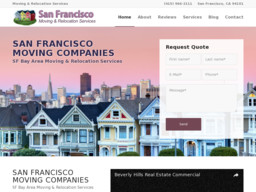 SF Moving Companies