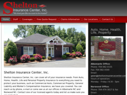 Shelton Insurance Center, Inc.
