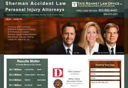 Tate Rehmet Law Office, P.C