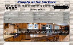 Northwest Houston Simply Solid Surface