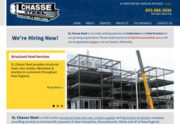 SL Chasse Steel