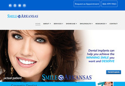 Smile Arkansas