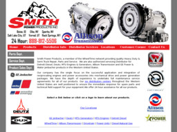 Smith Power Products, Inc.