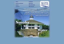 Smoky Mountain Water