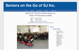 Seniors On The Go South Jersey Inc