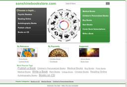 Sonshine Christian Bookstore